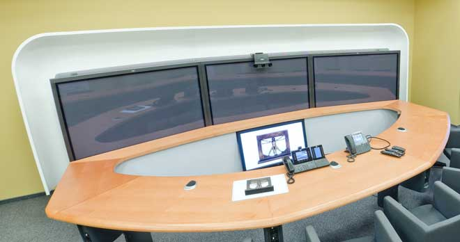 monitor-for-telepresence